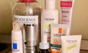 Simple skin care routine for your 30s