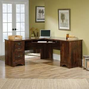 wood executive desk