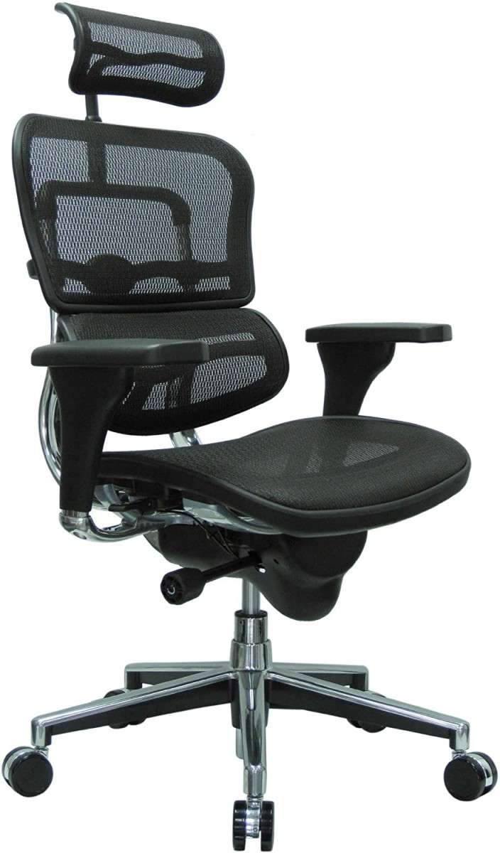 5 Highly Reviewed Office Chairs on Amazon for Back Pain